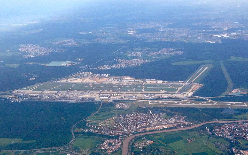 فرودگاه راین-ماین