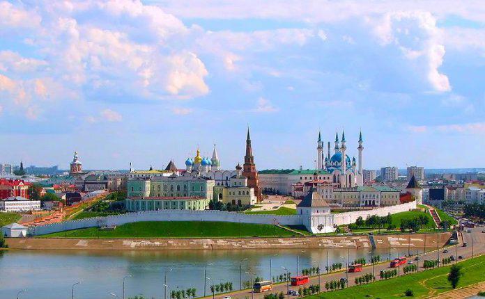 شهر کازان روسیه