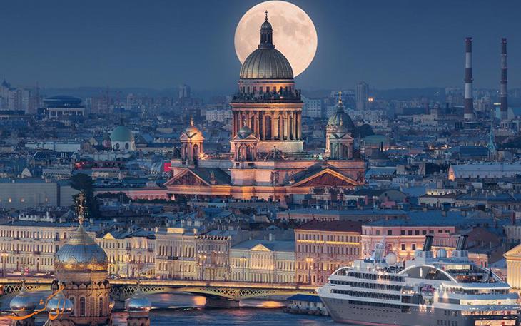 فریت بار به سنت پترزبورگ روسیه