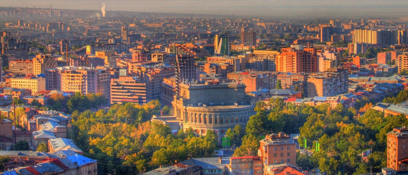 شهر ایروان ارمنستان