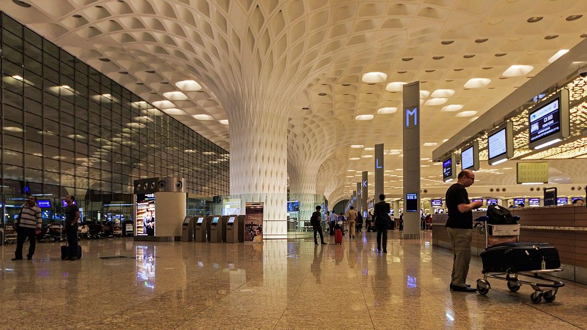 ارسال بار هوایی به بمبئی