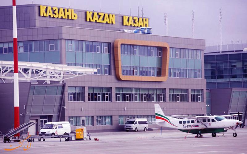 فرودگاه بینالمللی قازان