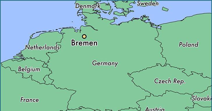 ارسال بار هوایی به برمن