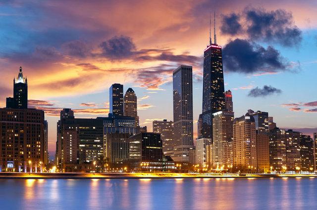 فریت بار به شیکاگو