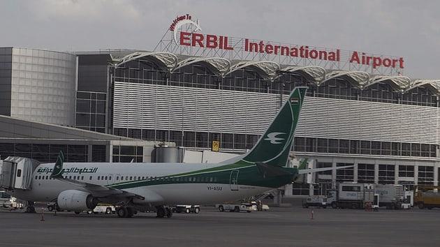 اربیل : فرودگاه بینالمللی اربیل