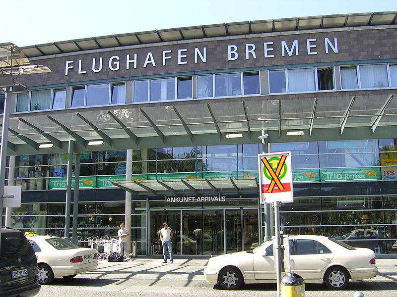 فرودگاه برمن آلمان