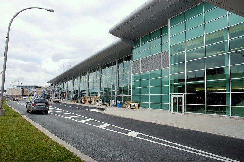 فرودگاه بین المللی شهر هالیفکس