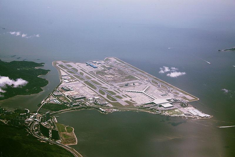 فرودگاه بینالمللی هنگکنگ
