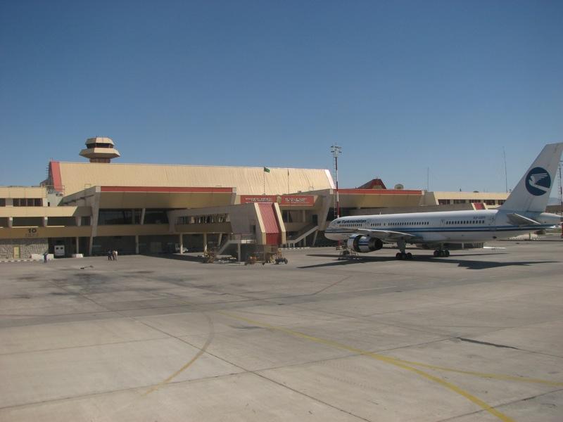 فرودگاه بین المللی عشقآباد