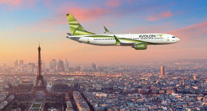 ارسال بار هوایی به پاریس