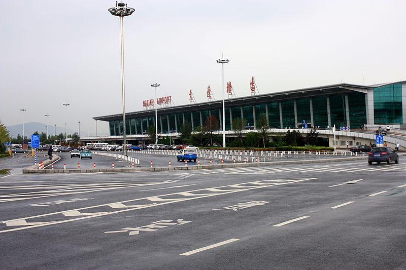 فرودگاه بینالمللی دالیان ژووشویزی