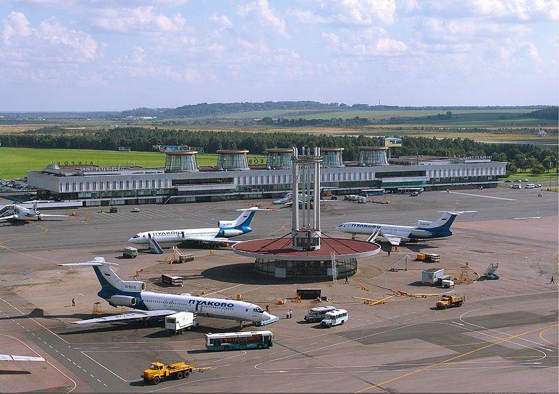 فرودگاه بینالمللی سن پترزبورگ