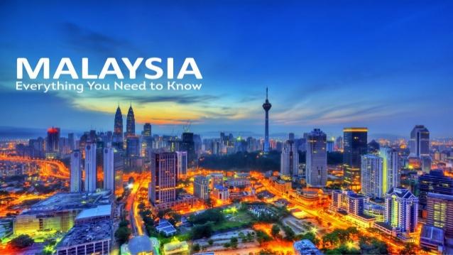 ارسال بار به مالزی