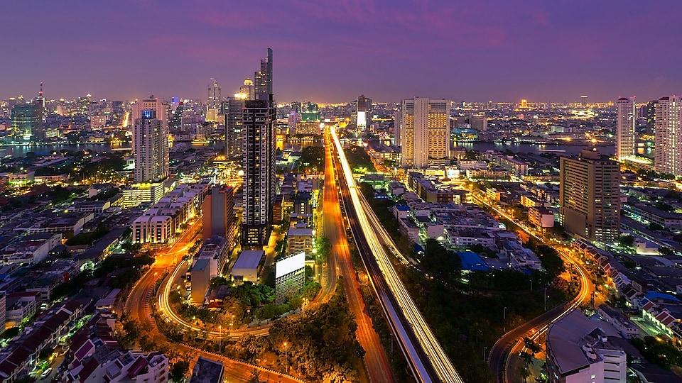ارسال بارهوایی به تایلند