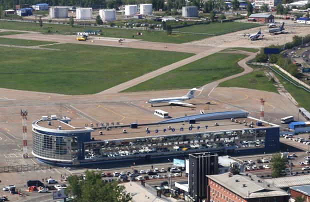 فرودگاه بینالمللی ایرکوتسک