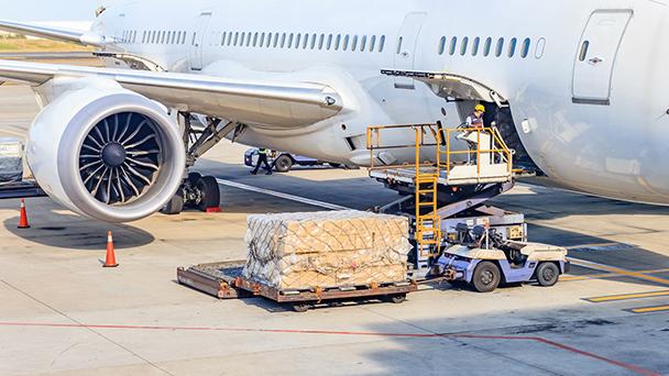 ارسال بار هوایی به ایروان