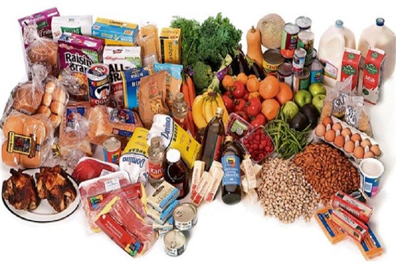 فریت بار مواد غذایی