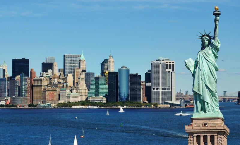 فریت بار به نیویورک آمریکا