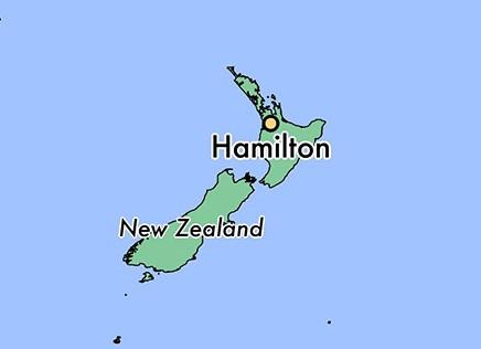 ارسال بار هوایی به همیلتون