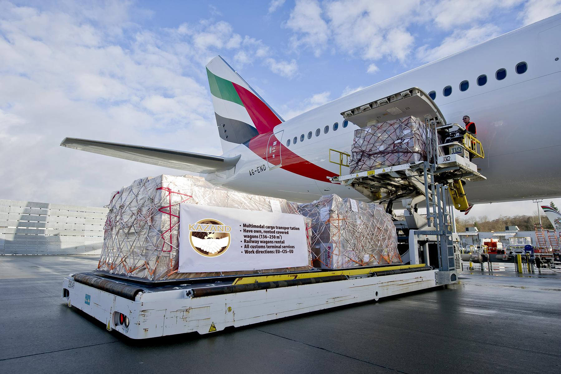 ارسال بار هوایی به بانکوک