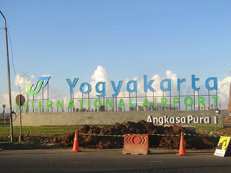 فرودگاه بین المللی یوگیاکارتا