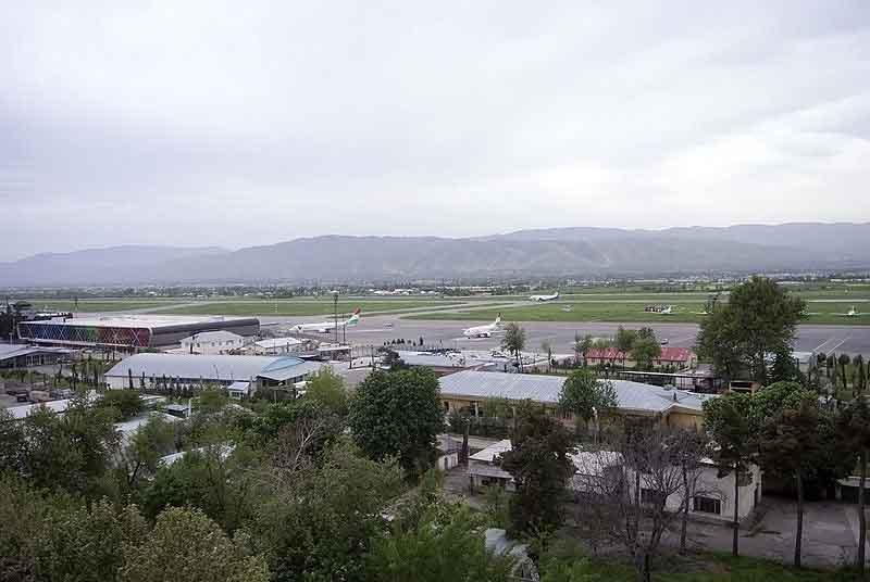 فرودگاه بین المللی دوشنبه