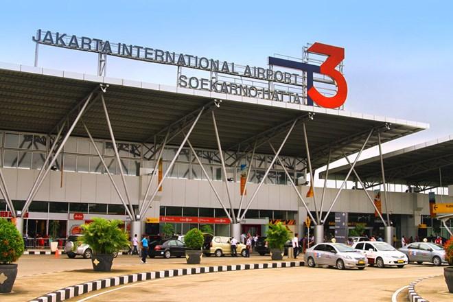 ارسال بار هوایی به جاکارتا