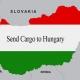 ارسال بار هوایی به مجارستان