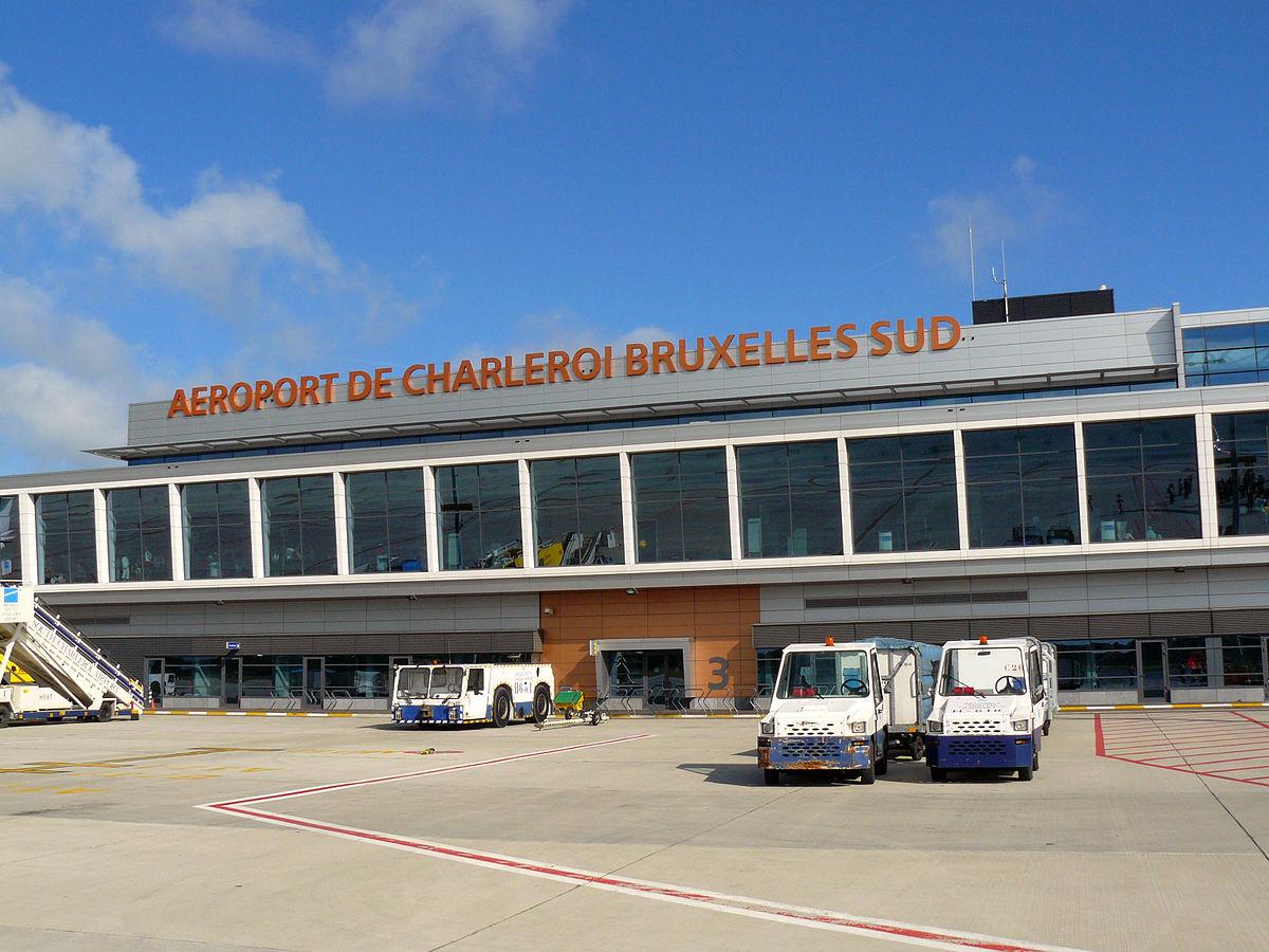 ارسال بار هوایی به بلژیک