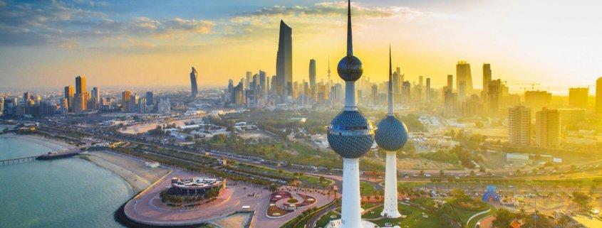 ارسال بار هوایی به کویت