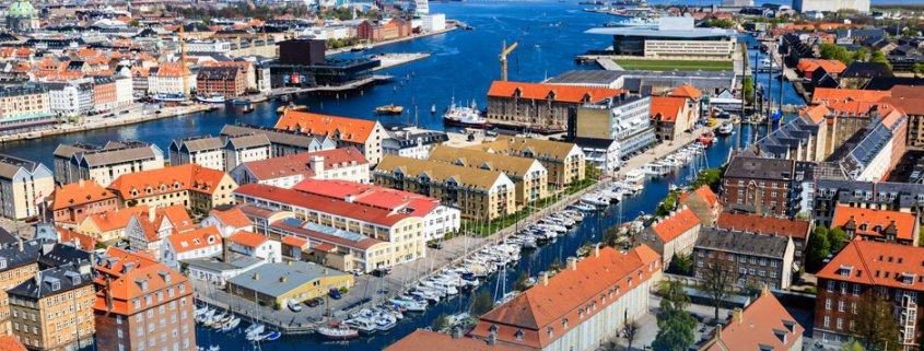 ارسال بارهوایی به دانمارک